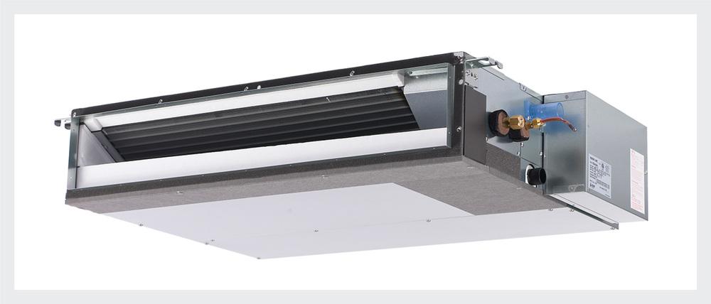 Mitsubishi Horizontal Ducted Heat Pump