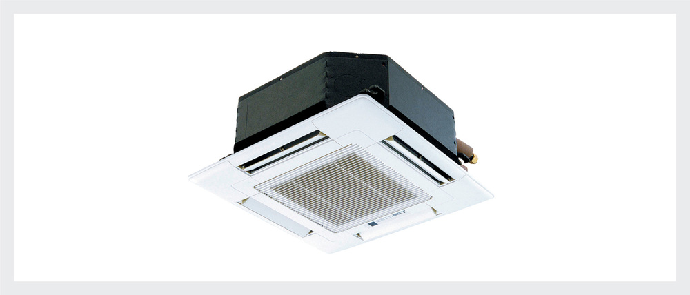 Mitsubishi Ceiling Recessed Heat Pump