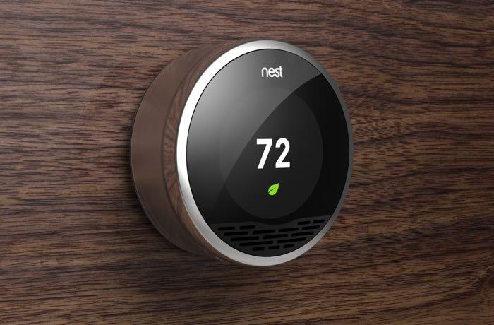 Copy of Nest Smart Thermostat