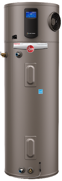 Heat Pump Water Heater, Rheem Water Heater, Electric Water Heater, Energy Efficient Water Heater
