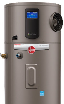Heat Pump Water Heater, Rheem Water Heater, Install Heat Pump Water Heater