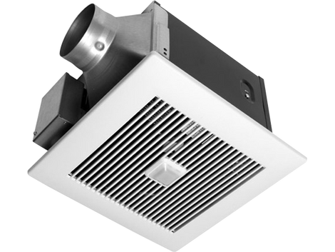 HVAC, ventilation, bath fan, panasonic whispergreen bath fan