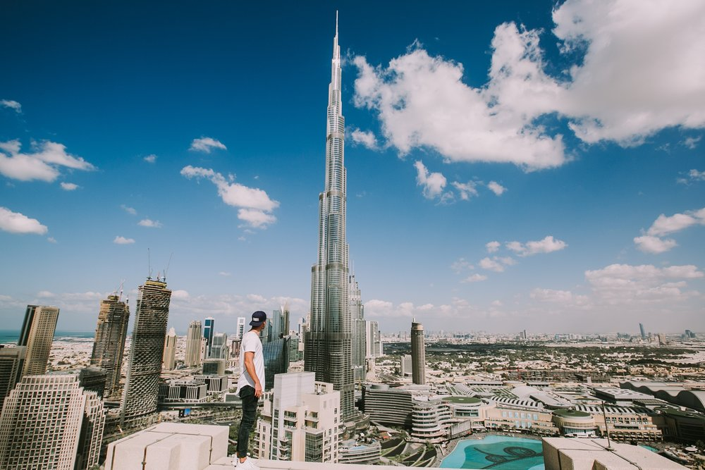 I hear Ideasicle is big in Dubai. (Photo by  denis harsch  on  Unsplash )