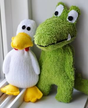Bill & Aldo (Sitting Ducks)