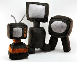 Old TV Robots