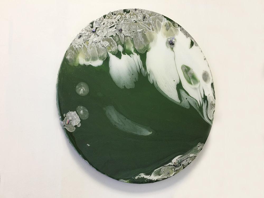 Emerald Geode