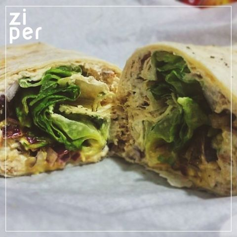 Se bater aquela fome, saiba que nosso Wrap de Frango é delicioso, saudável e tá aqui te esperando com quase 300g de puro sabor!💝
