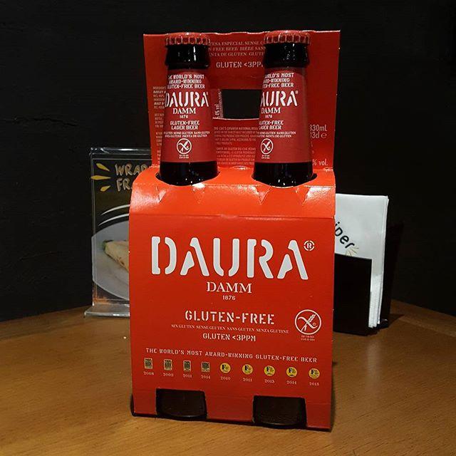 Não pode ingerir glúten? Temos Daura, cerveja glutten freel super saborosa!  #cervejaartesanal #semgluten #glutenfree #celiacos #fit