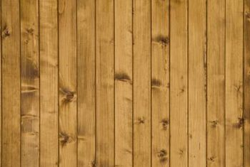 Untreated Wood siding