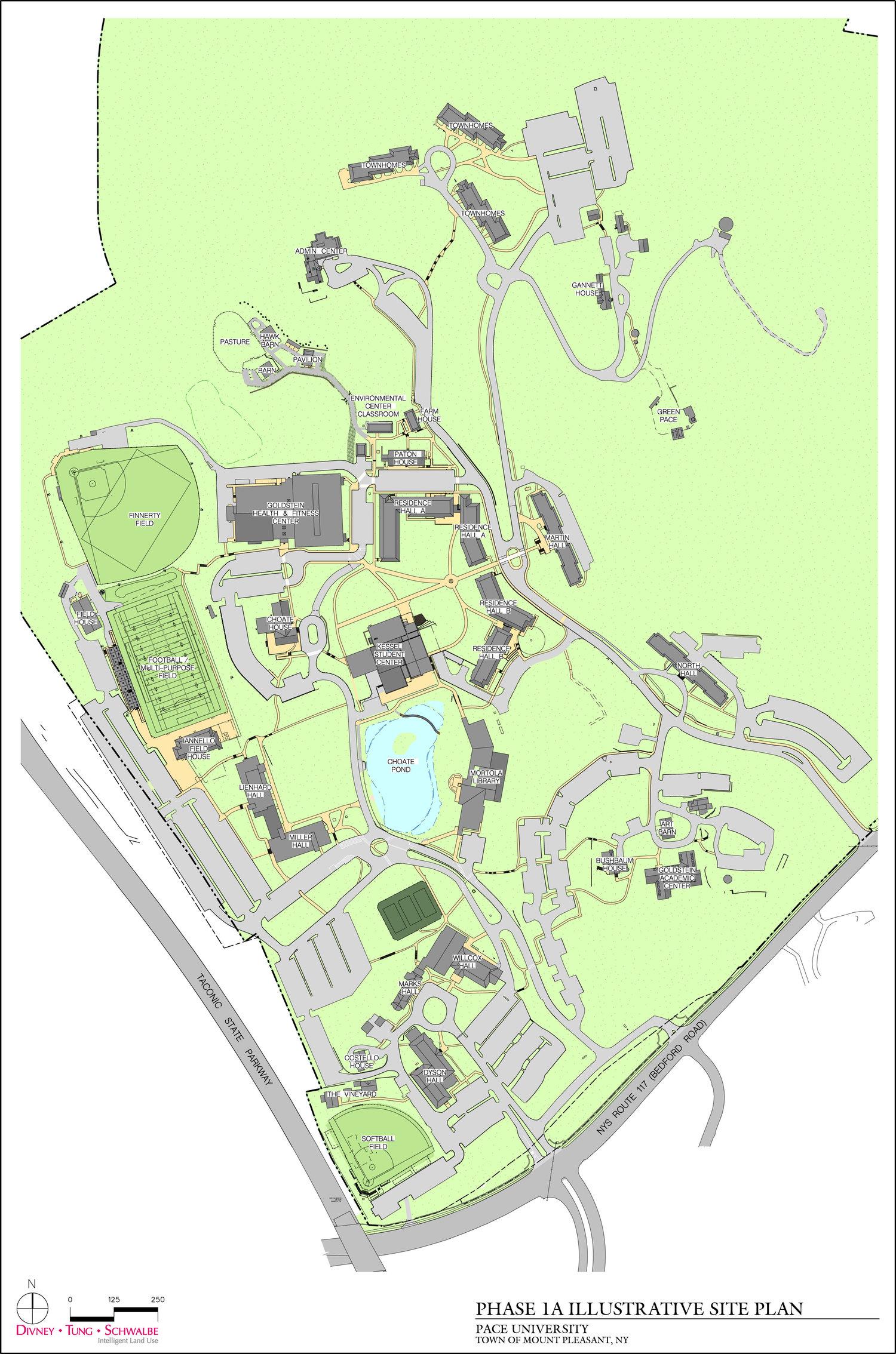 Louis Fusco Landscape Architects on
