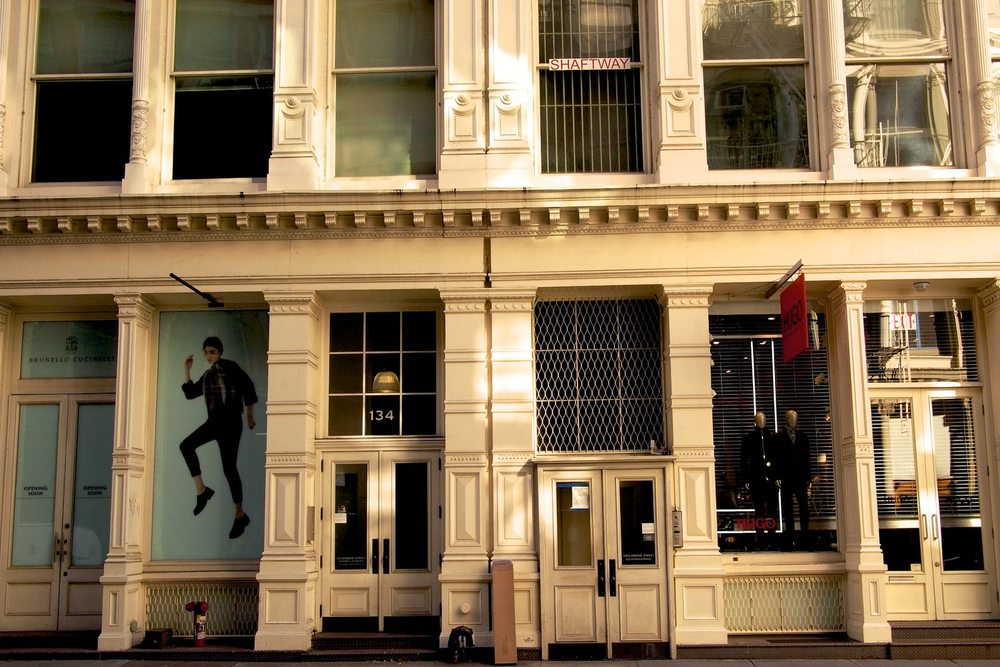 Photo from interactive website,  greenestreet.nyc