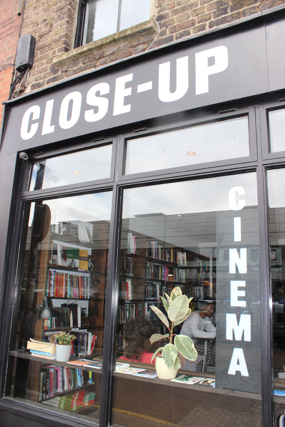 One of the wonderful businesses we supply too, they also happen to be an extremely very cool independent cinema.