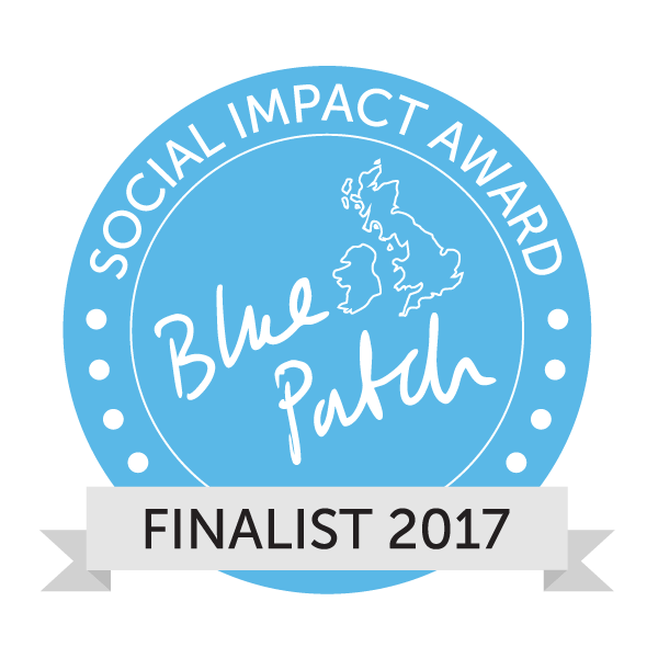 2017 Blue Patch Social Impact Award Finalist