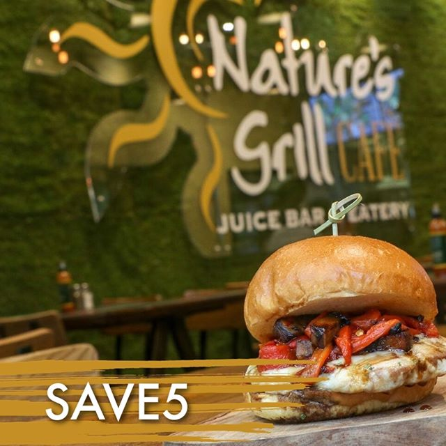 Who doesn't love to SAVE? Place your takeout order and use code SAVE5 on any order of $30 or more! (SI only)