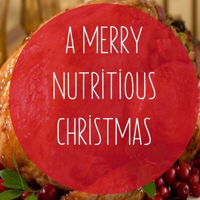 Wishing everyone a Merry Christmas from Nature's Grill