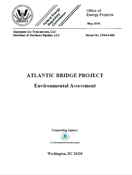 Atlantic Bridge EA 2016