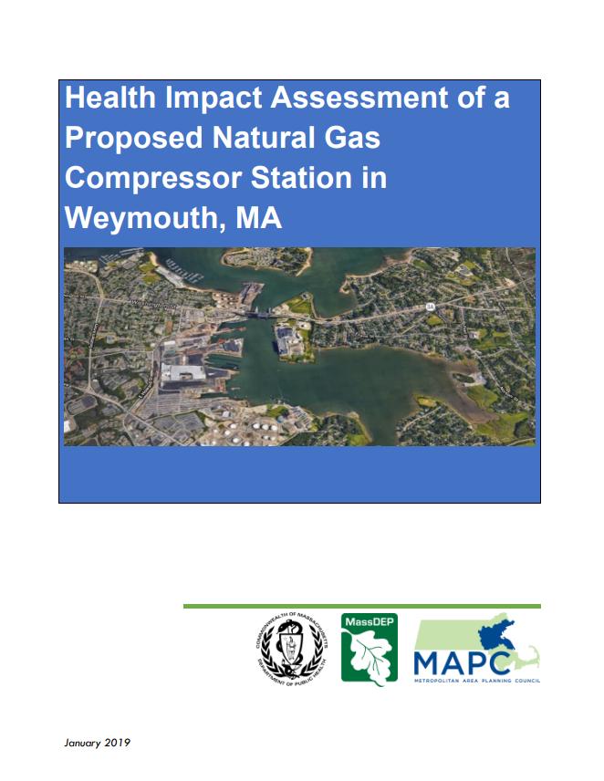 Health Impact Assessment 2019