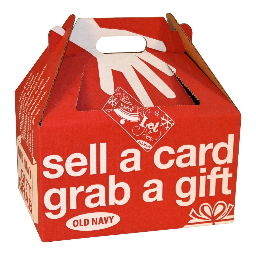 Sell A Card, Grab A Gift