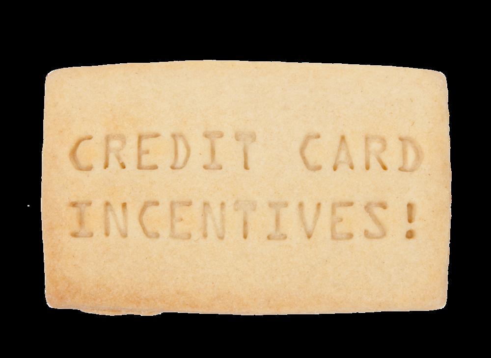 Credit Card Shortbread Cookies