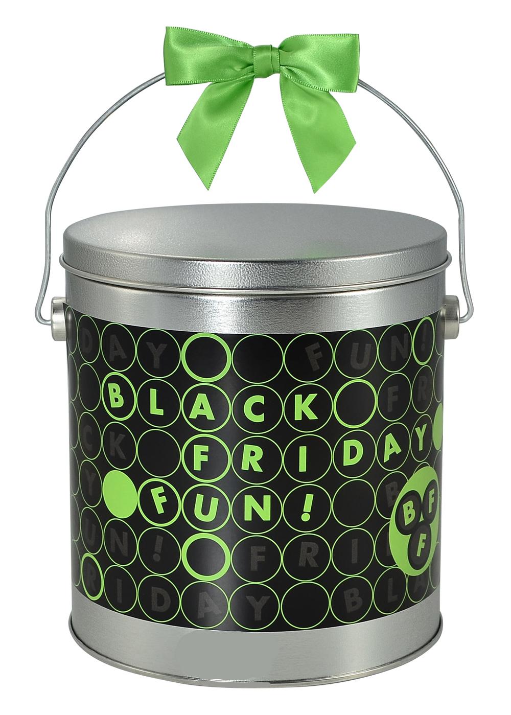 Black Friday Fun Gift Pail