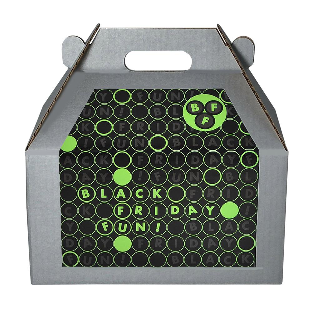 Black Friday Fun Gable Box