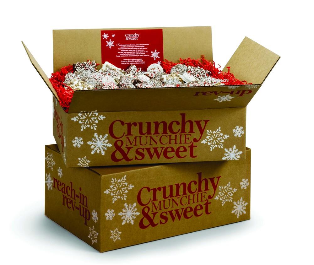 Crunchy, Munchie & Sweet