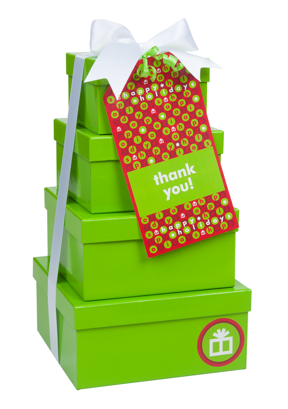 Green Gift Tower