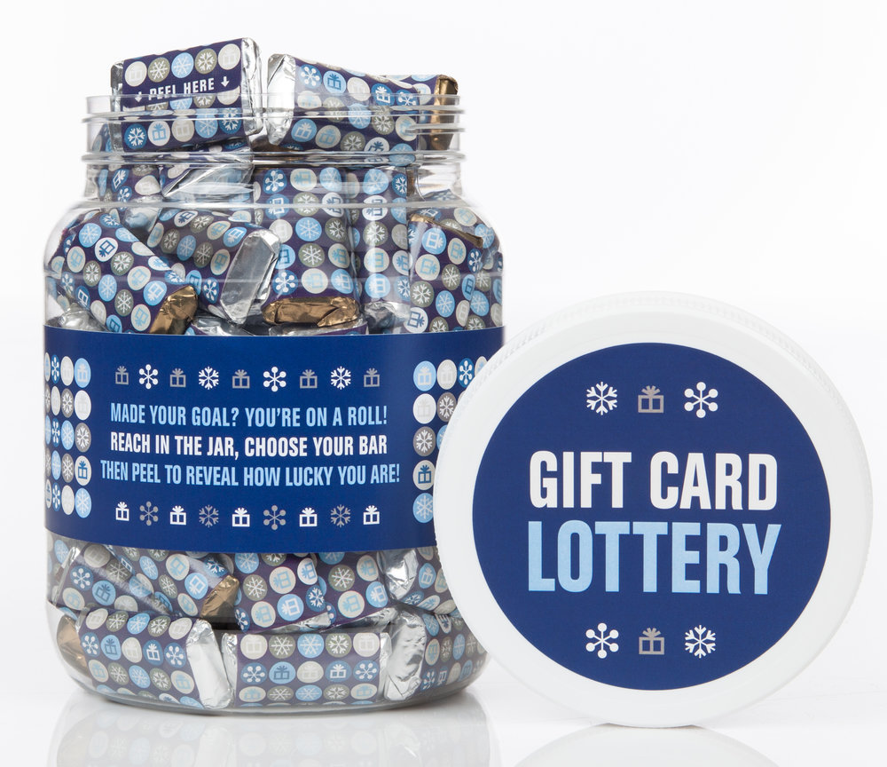 Gift Card Lottery