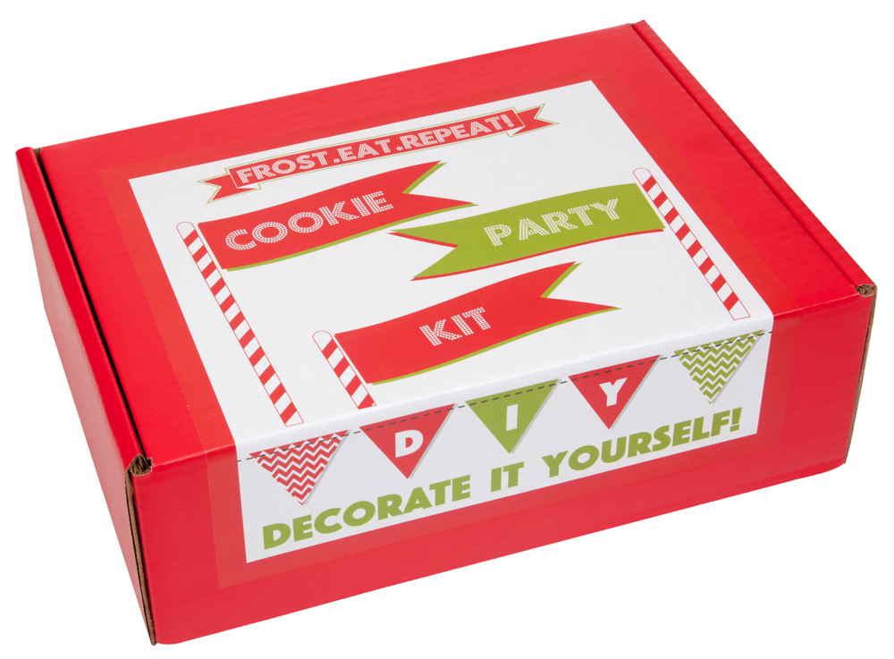 Holiday DIY Cookie Kit