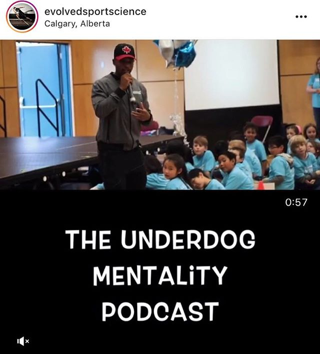 Our head Strength and Conditioning Coach is going to be on bronze medallist and CFL Football athlete @underdogakh upcoming podcast. Stay tuned for more info!! #podcast #podcasts #mentalhealth #mentaltoughness #training #strength #strengthandconditioning #strengthtraining #speed #agility #olympics #olympian #medal #cfl #football #nextlevel #yyc #yycbuzz #yycfit #yycfitness