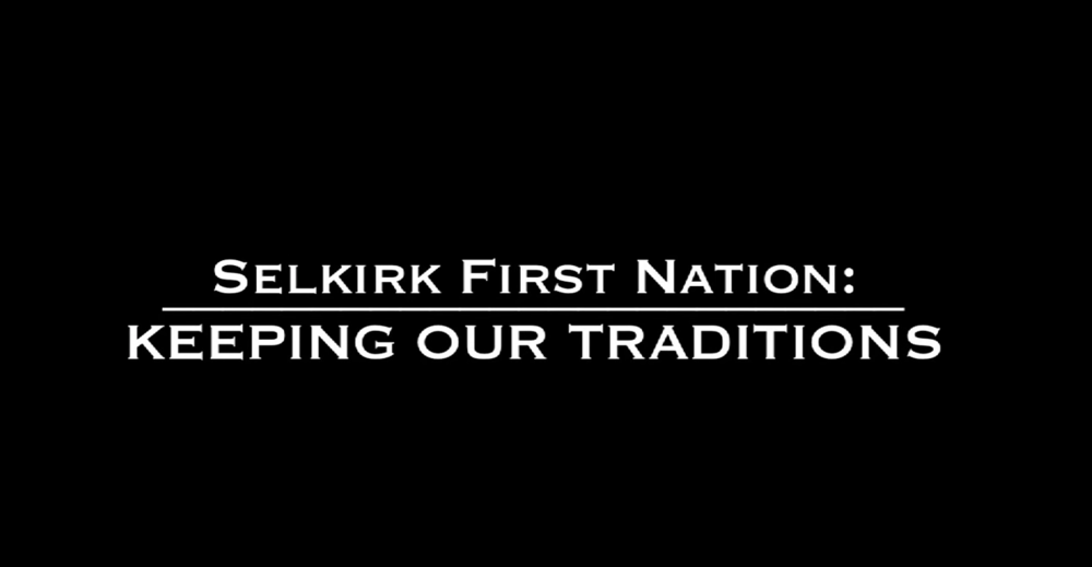 link: https://www.youtube.com/watch?v=83w3iBDK684 This video by Robert Joe was created for Selkirk First Nation's Keeping Our Traditions project (2015-2016), in collaboration with the Arctic Institute of Community-Based Research in Pelly Crossing, Yukon Territory. The project was an initiative of the Selkirk First Nations government to find strategies for keeping traditional Southern Tutchone practices, values and knowledge amidst the challenges of a changing climate and reconnecting youth to the land.