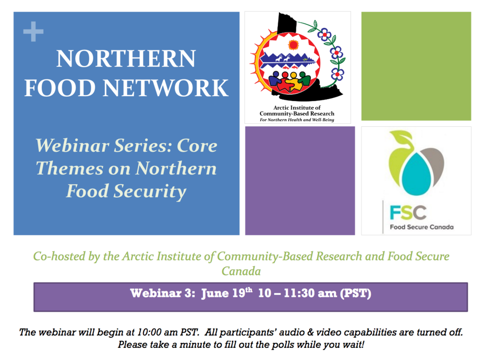 Northern Food Network Aicbr