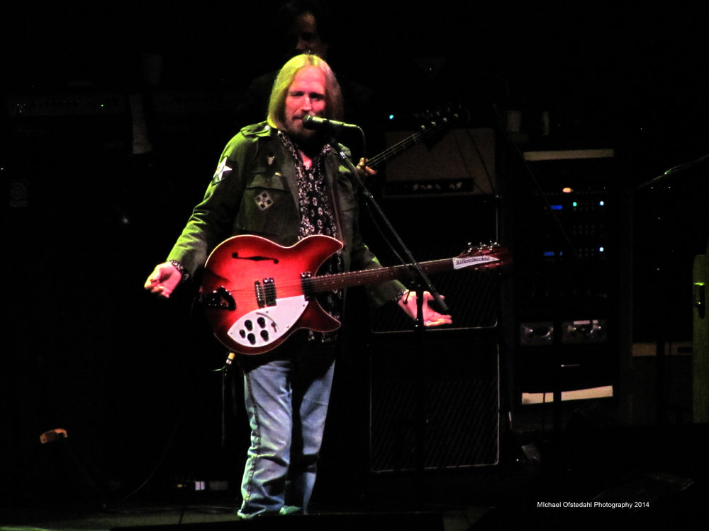 Tom Petty Rexall Place 2014