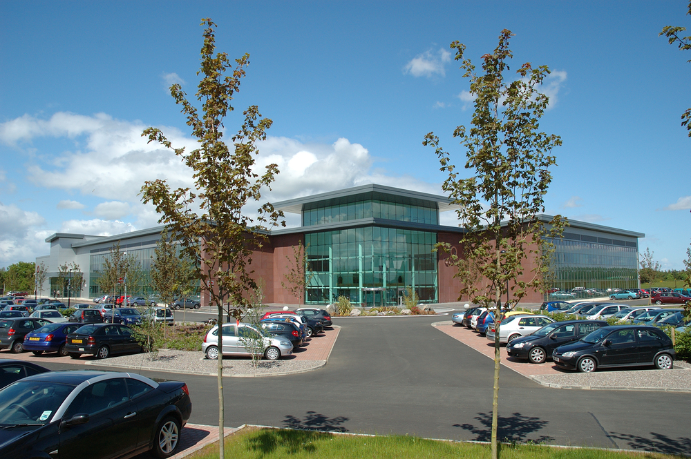 Quintiles Transnational Corporation    Edinburgh, Scotland - 120,000 SF