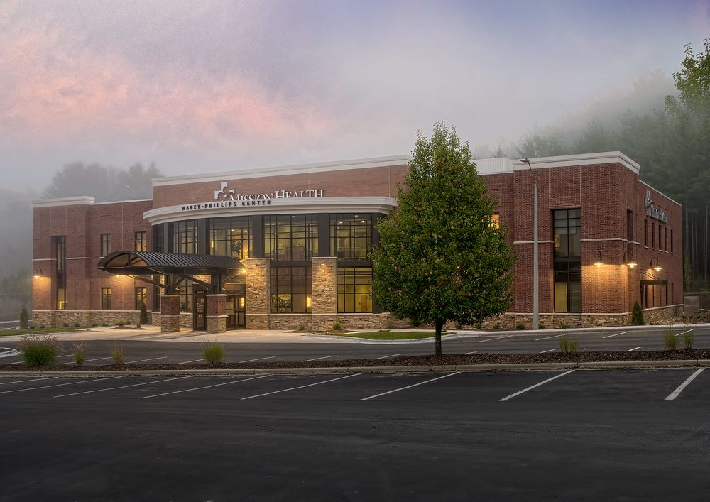 Blue Ridge Regional Hospital   Rural Health Clinic  Spruce Pine, NC - 30,000 SF
