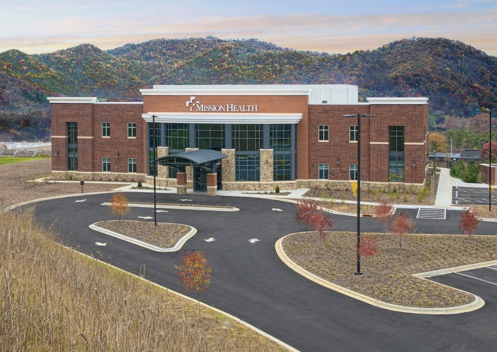 Mission Outpatient Care Center  Medical Office Building & Outpatient Facility  Haywood County, NC - 35,000 SF