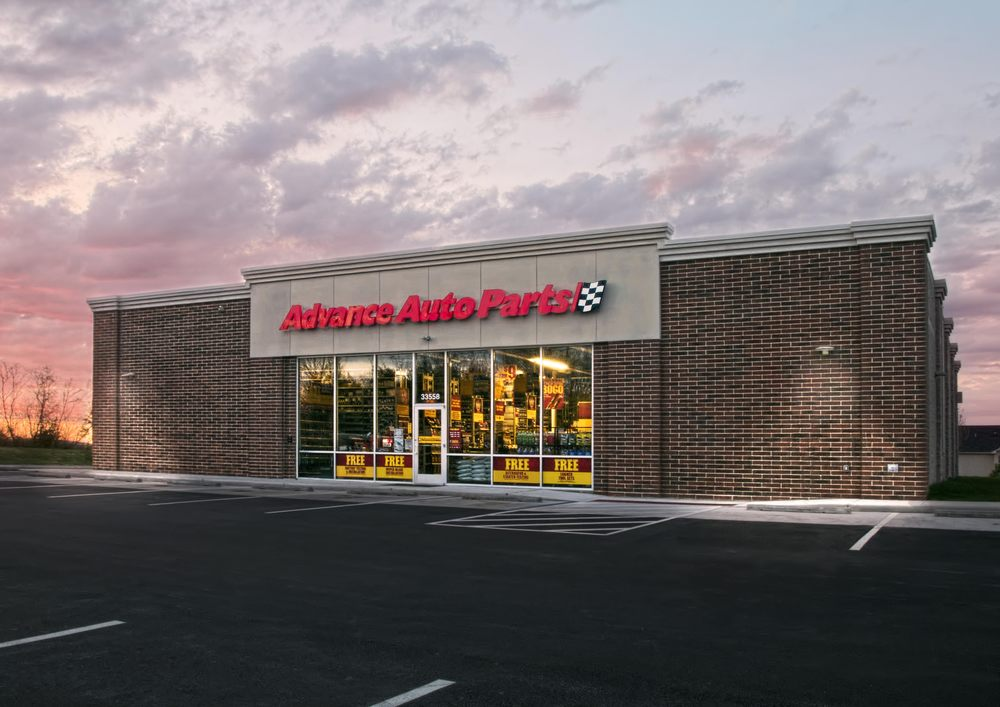 Advance Auto Parts   16 stores throughout the US