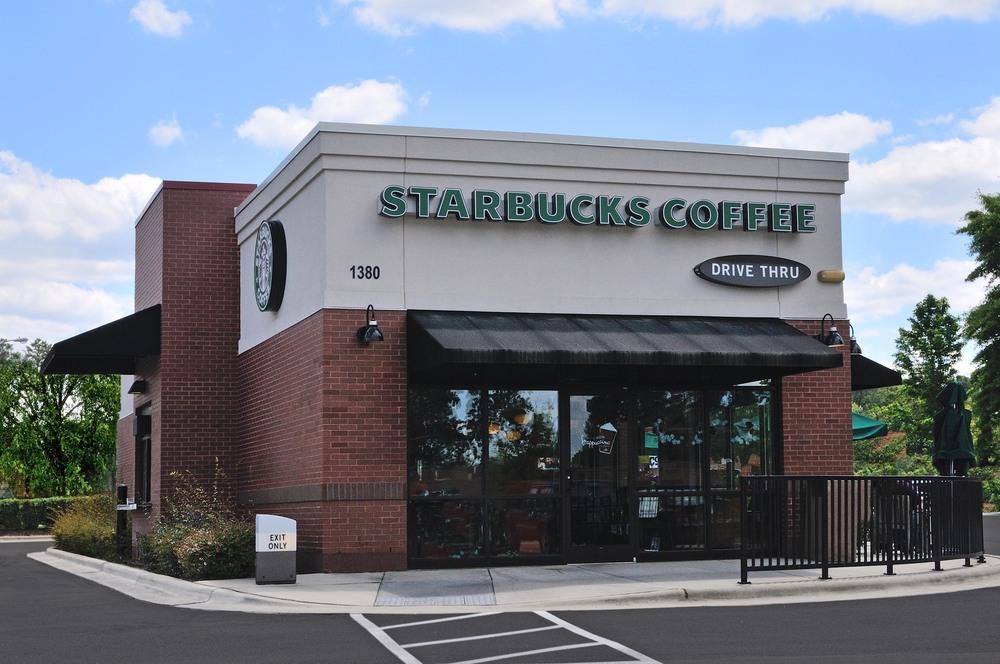Starbucks    Fuqua Varina, NC -1,750 SF