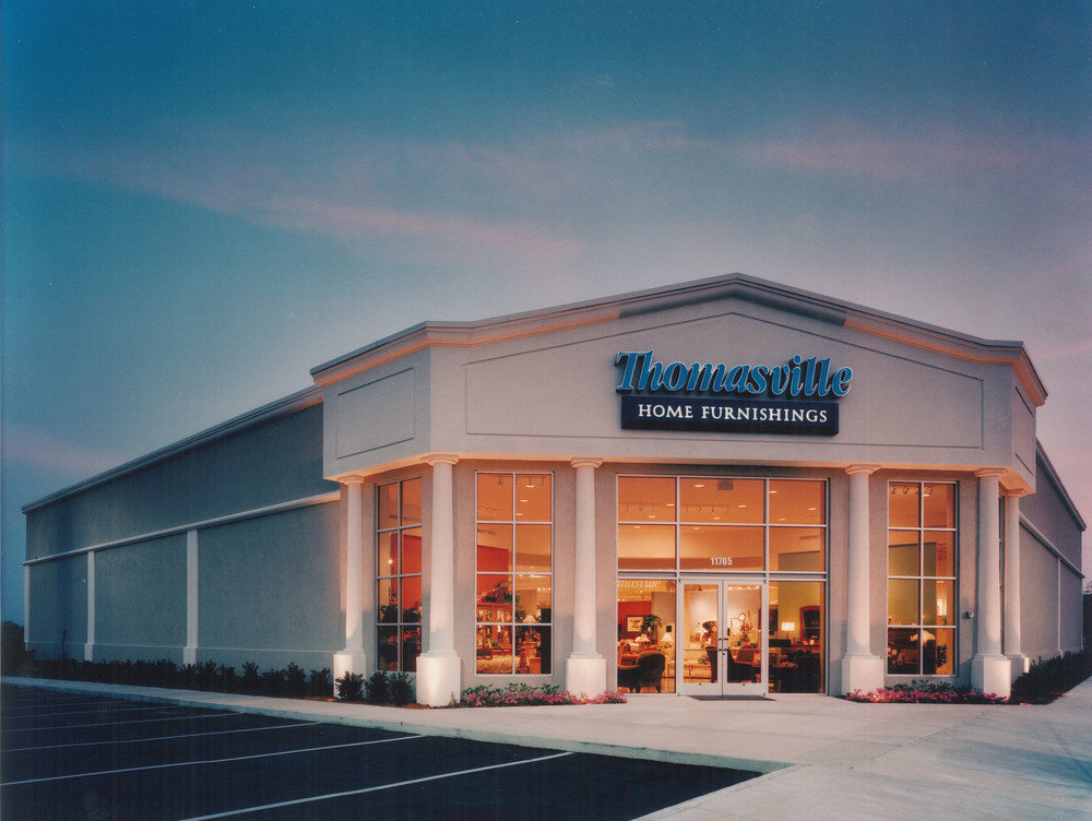 Thomasville Furniture   Pineville, NC - 15,000 SF