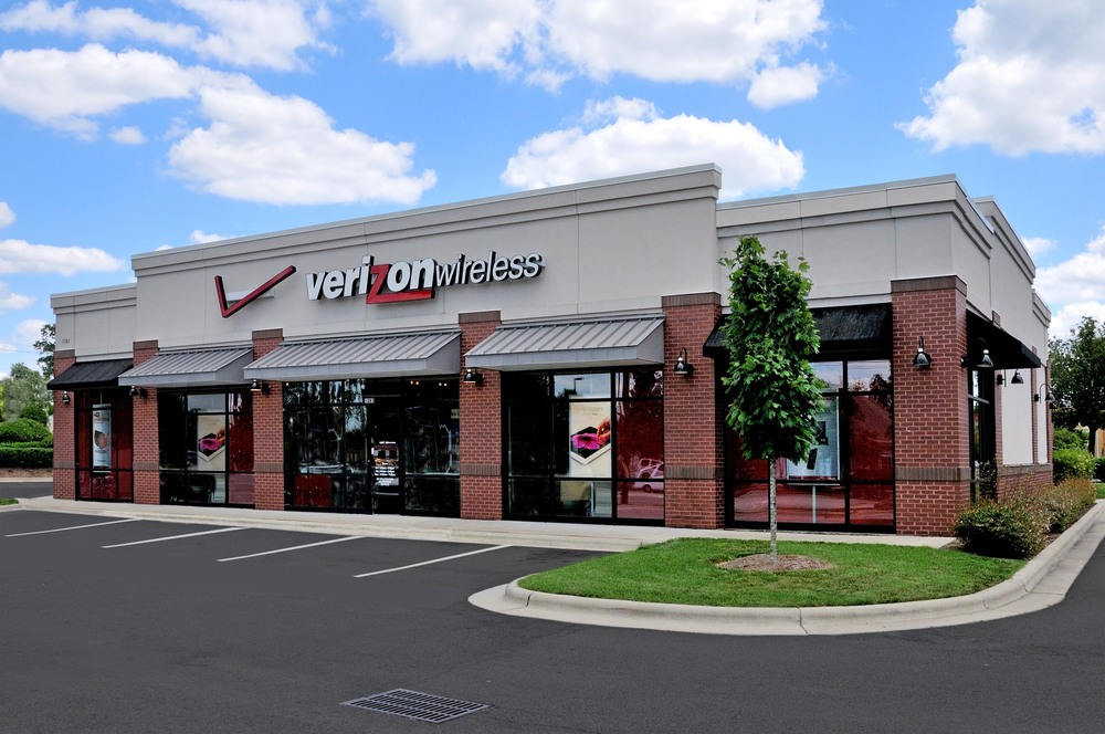 Verizon Wireless   Fuqua Varina, NC - 4,500 SF