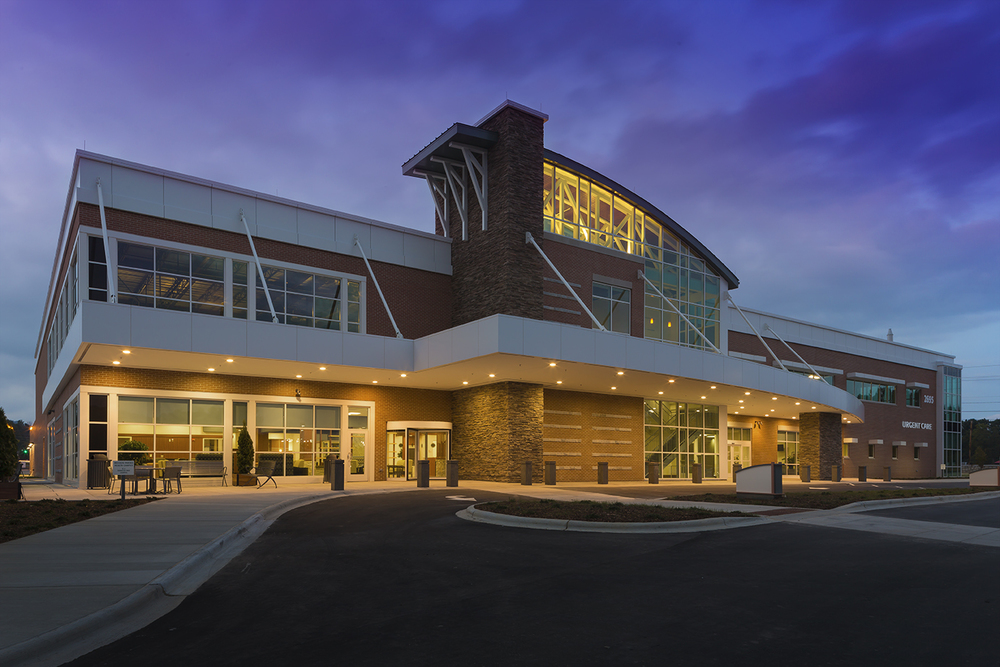 Mission / Health Pardee Hospital  Ambulatory Care Center  Fletcher, NC - 80,000 SF