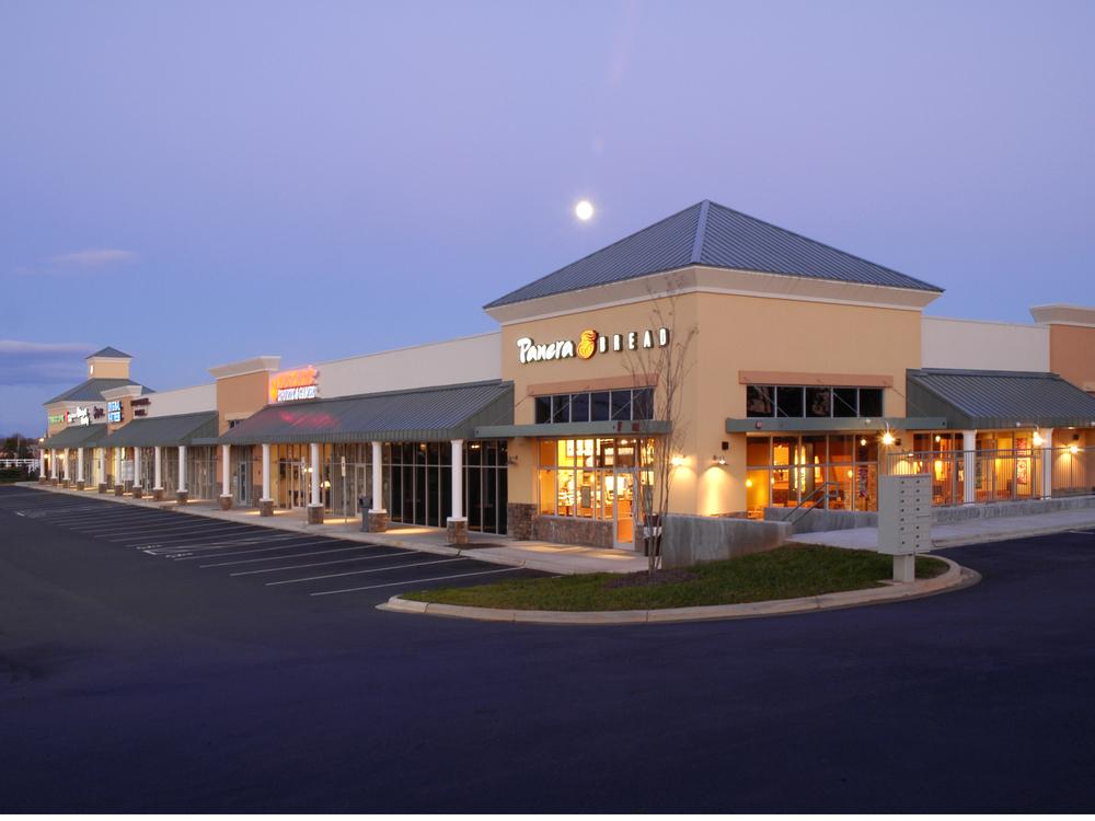 Martin Crossing Shopping Center   Mooresville, NC