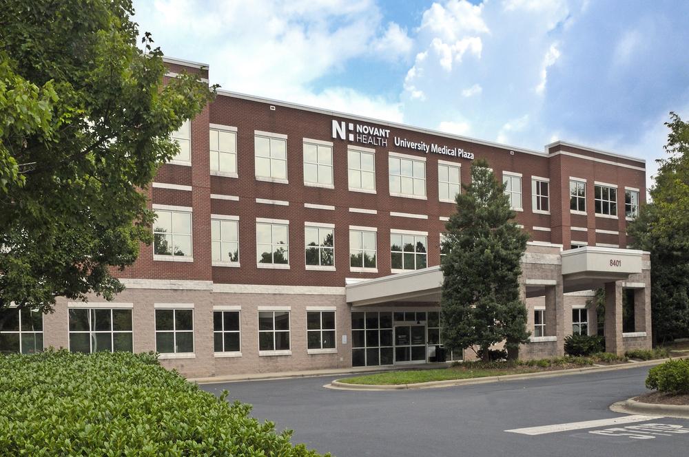 Novant Health University Medical Plaza   Charlotte, NC