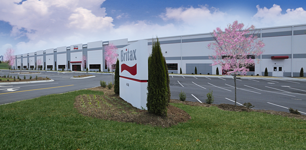 Britax Child Safety, Inc   York County, SC - 478,200 SF