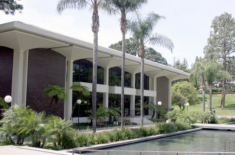 Maranatha High School - Student Center   Pasadena, CA