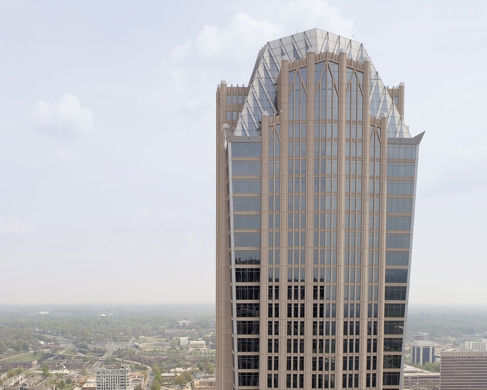 Hearst Tower   Charlotte, NC - 960,002 SF