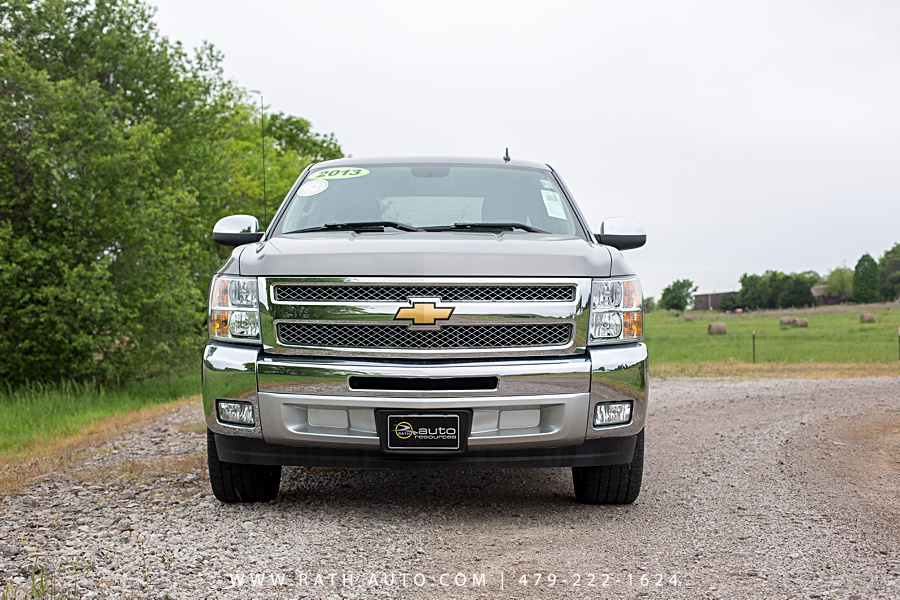 2013 Chevy Silverado Truck Rath Auto Resources   Fort Smith, Used Car Dealer
