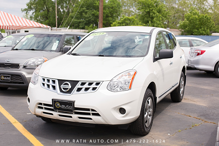 Used Car Dealerships In Fort Smith Ar >> Nissan Rogue Crossover Suv Rath Auto Fort Smith