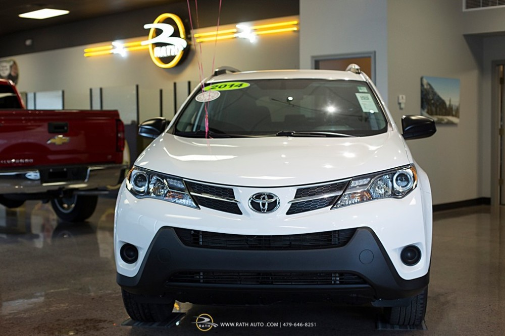 2014 Toyota   Rath Auto Resources In Fort Smith, Ar