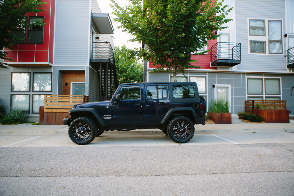 Jeep Wrangler Fort Smith